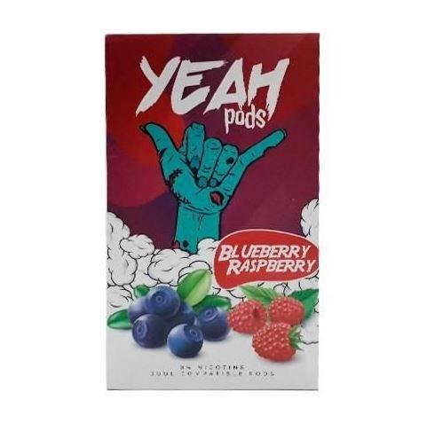 Yeah Pods   Blueberry Raspberry
