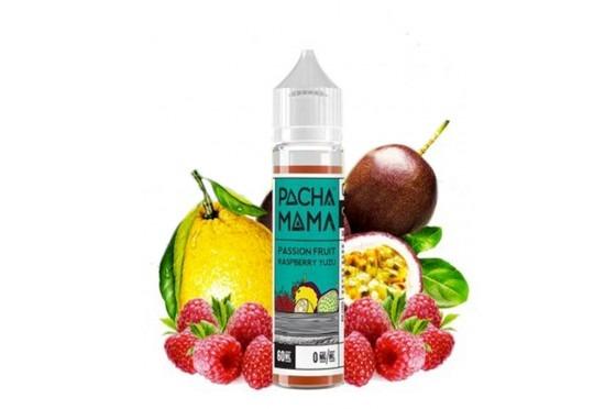 Pachamama Passionfruit Raspberry Yuzu 60ml 1