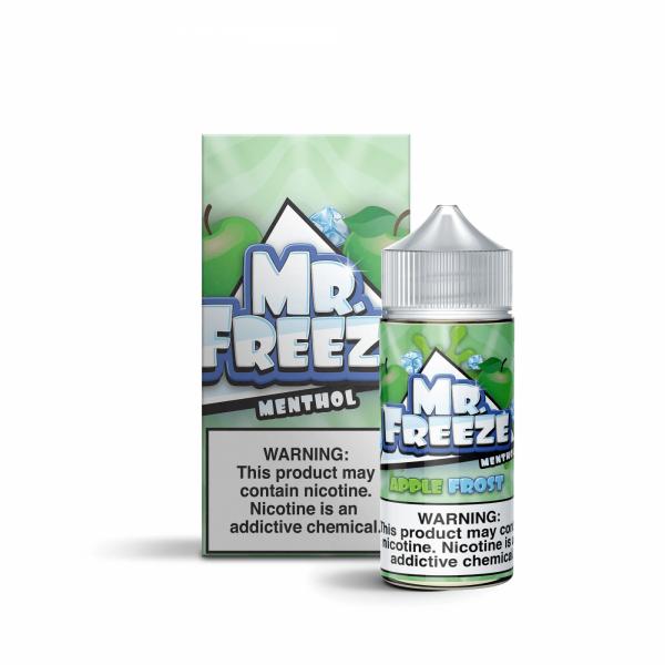Mr Freeze Apple Frost 100ml 1