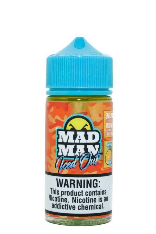 Madman Crazy Orange Iced Out 100ml 1