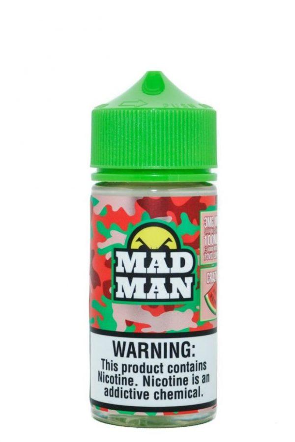 Madman Crazy Watermelon 100ml 1