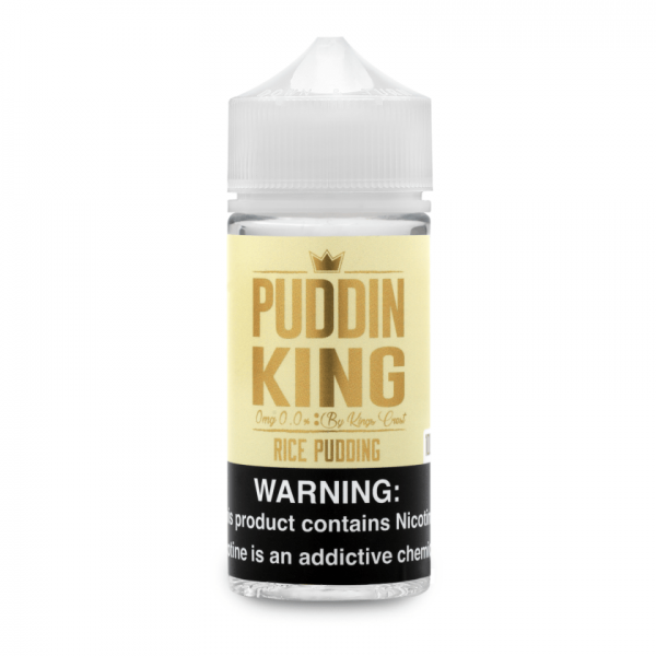 Kings Crest Rice Pudding 100ml 1