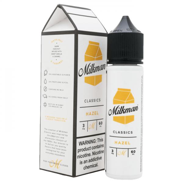 MilkMan Hazel 60ml 1