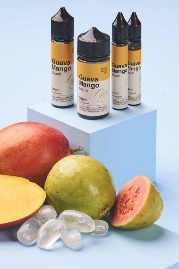 Dream Collab Guava Mango ICE 60ml 1