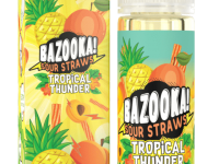 Bazooka! Sour Straws | Pineapple Peach 60ml
