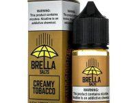 Brella   Creamy Tobacco Salt 30ml