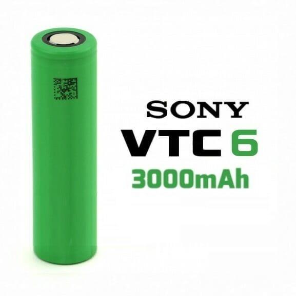Bateria Sony VTC6 3000mAh 1