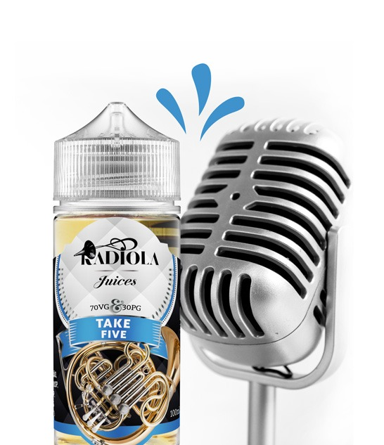 Radiola Take Five 100ml 1