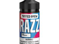 Tinted Brew   RAZZ On Ice 100ml
