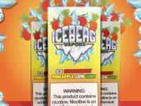 Iceberg | Strawberry Pineapple Low Mint 60ml/100ml