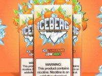 Iceberg | Tangerine Low Mint 60ml/100ml