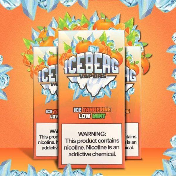 Ice Berg Tangerine Low Mint 60ml 1