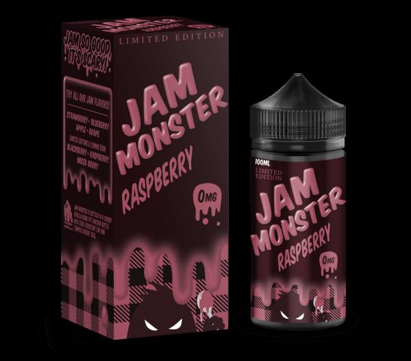 Jam Monster Raspberry 100ml 1