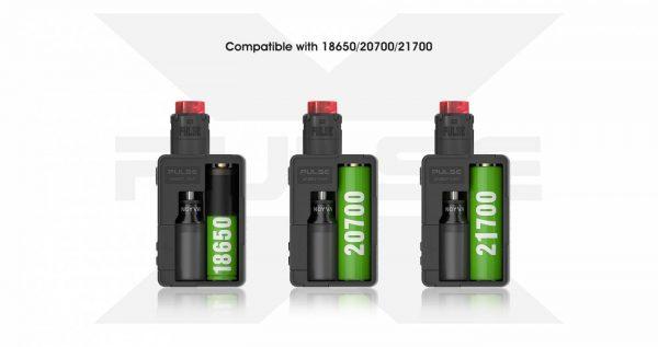 Vandy Vape Pulse X Kit 2