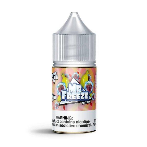 Mr Freeze Strawberry Banana Frost Salt 30ml 1
