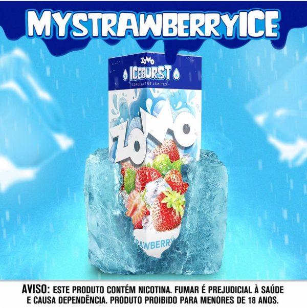 Zomo My Strawberry ICE 60ml 1
