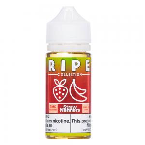 Ripe Straw Nanners 100ml-0
