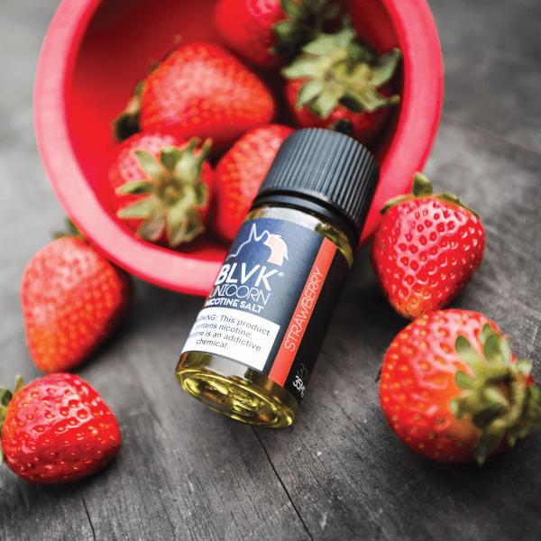 BLVK | Strawberry Salt 30ml