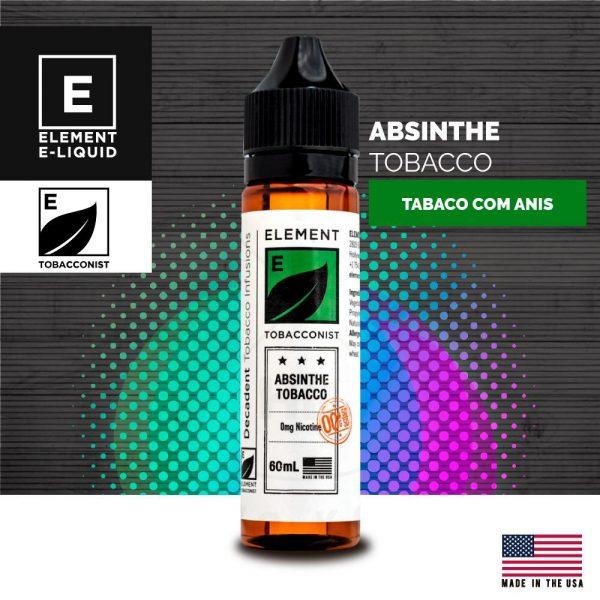 Element Absinthe Tobacco 60ml 1