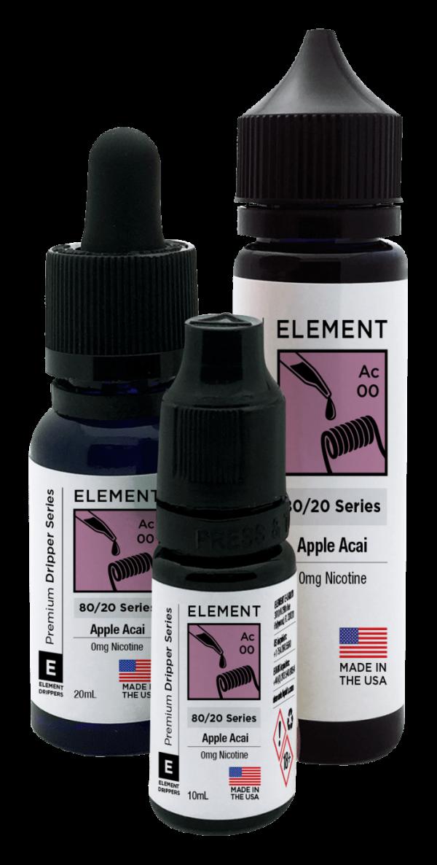 Element | Apple Açai 60ml