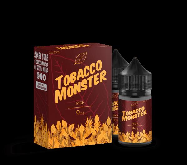 Monster Vape   Tobacco Monster   Rich 60ml