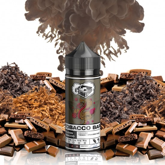 B-Side - Belgian Tobacco 30ml/60ml