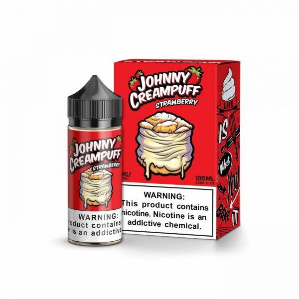 Johnny Creampuff | Strawberry