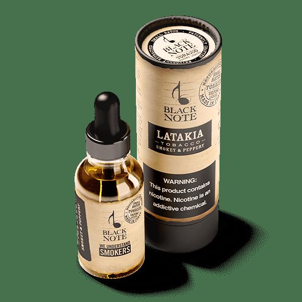 Black Note Latakia Tobacco 30ml 4