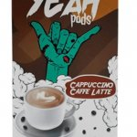 Yeah Pods   Cappuccino Caffe Latte