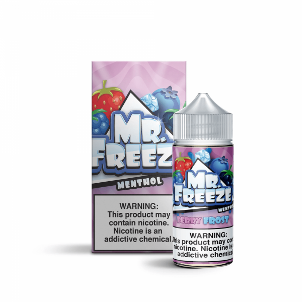 Mr Freeze   Berry Frost 100ml
