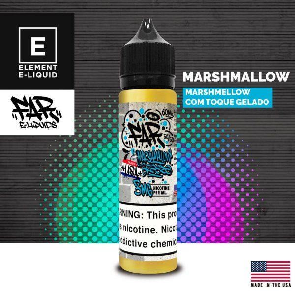 Element | FAR | Marshmallow Breeze 60ml
