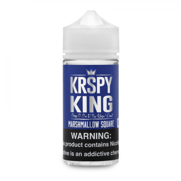 Kings Crest Marshmallow Square 100ml 1