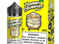 Johnny Creampuff   Lemon 100ml