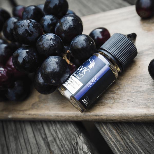 BLVK   Grape Salt 30ml