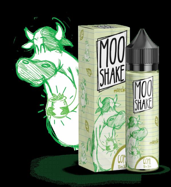 Nasty Juice   Moo Shake   Matcha 60ml