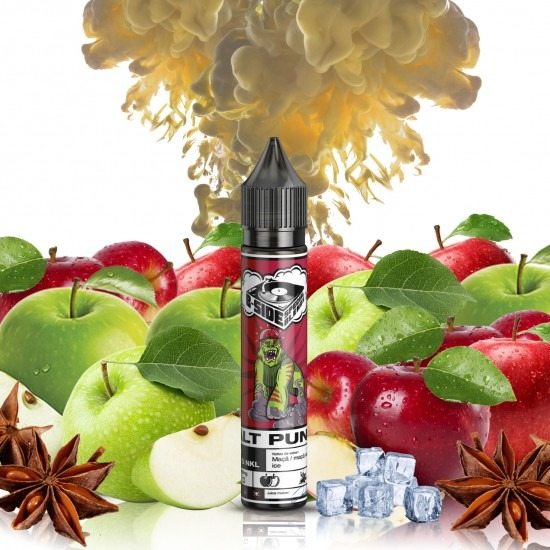 B-Side   Twoo Apples Salt 30ml