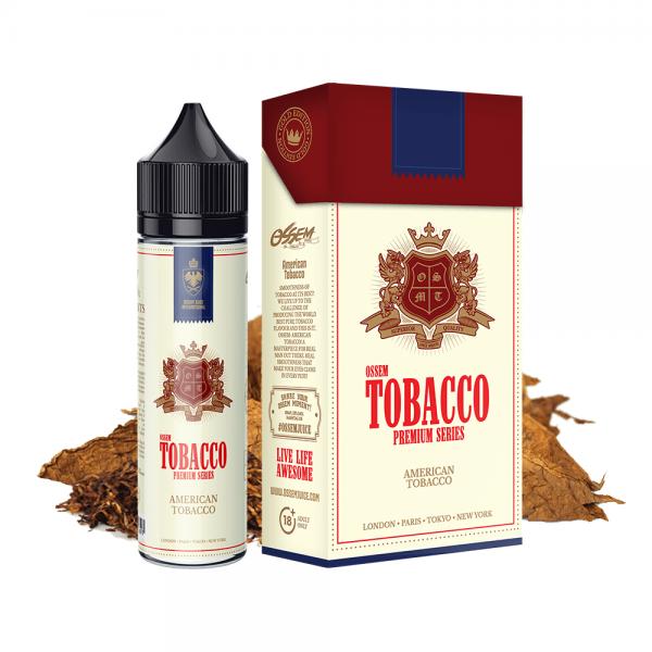 Ossem American Tobacco 60ml 2