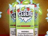 Iceberg | Kiwi Strawberry Ice 60ml/100ml