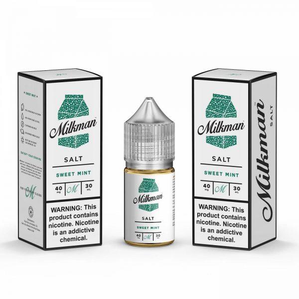 MilkMan   Sweet Mint Salt 30ml