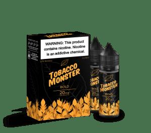 Monster Vape |Tobacco Monster | Bold Salt 15ml