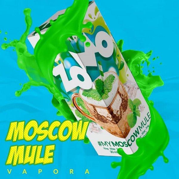Zomo   My Moscow Mule 30ml/60ml