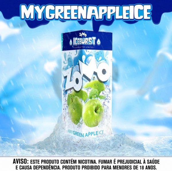 Zomo My Green Apple ICE 60ml 1