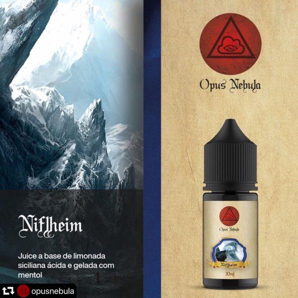 Opus Nebula Niflheim 30ml 1