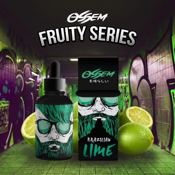 Ossem   Brazilian Lime 60ml