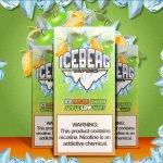 Iceberg | Melon Green Apple Low Mint 60ml/100ml