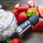 BLVK | Strawberry Cream Salt 30ml
