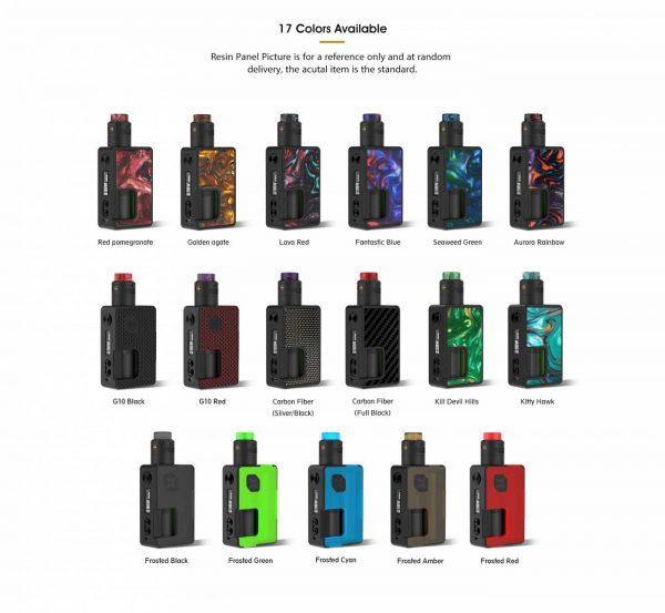 Vandy Vape Pulse X Kit 3
