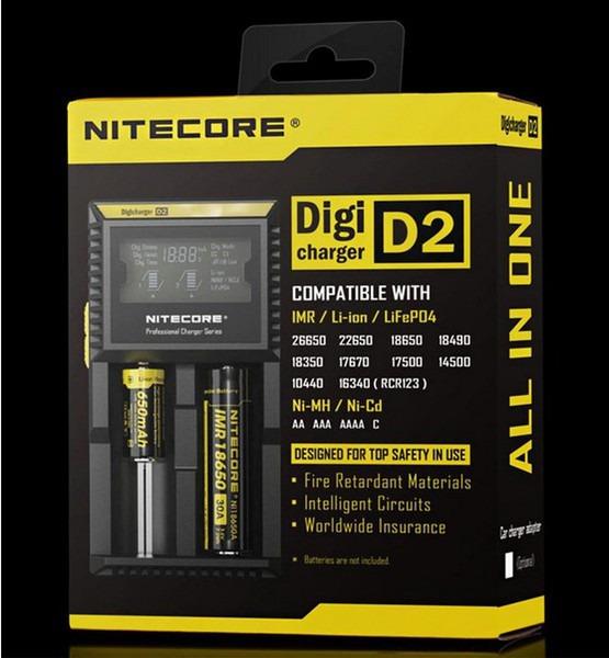 Carregador Nitecore D2 1
