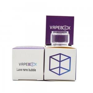 VapeBox | Vidro P/ Vaporesso Luxe Nano