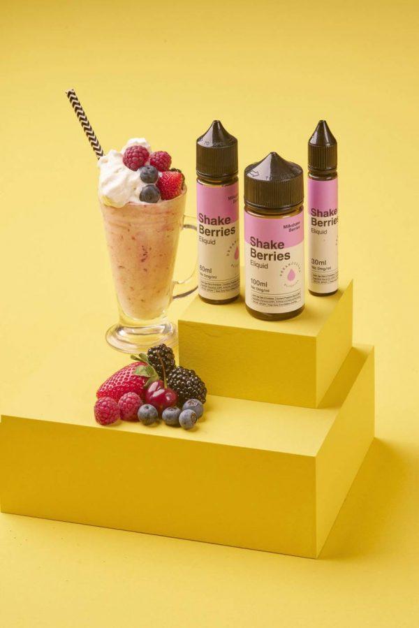 Dream Collab Shake Berries 30ml 1